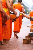 Monks Royalty Free Stock Photography