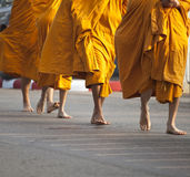Monks Royalty Free Stock Image