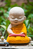 monkstatywhite Arkivfoton