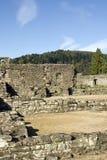 Monmouthshire d'abbaye de Tintern Photos libres de droits