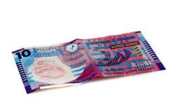 Monnaie fiduciaire taiwanaise image stock