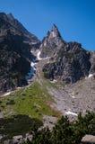 Monnik Peak Royalty-vrije Stock Foto's