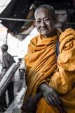 monniksboeddhisme Thailand stock afbeeldingen