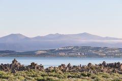 Mono слои озера Стоковые Фото