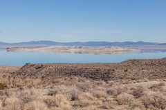 Mono Basin National Scenic Area Royalty Free Stock Photography