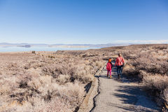 Mono Basin National Scenic Area Royalty Free Stock Photos
