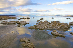 Mono jezioro 2 Obraz Royalty Free
