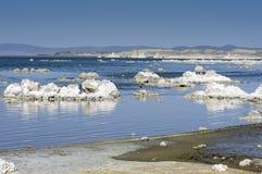 Mono jezioro, CA Obrazy Stock