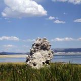 Mono jezioro krajobraz, usa Obrazy Stock