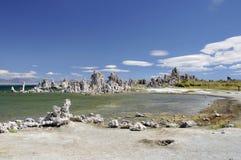 Mono lago. Imagens de Stock