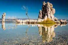 Mono lago immagini stock