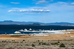 Mono lago Foto de Stock Royalty Free
