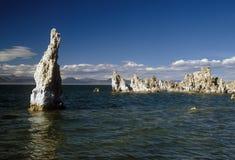 Mono lago Imagen de archivo libre de regalías