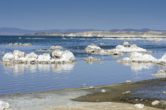 Mono lago, CA Immagini Stock