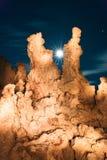 Mono lago California fotografía de archivo libre de regalías