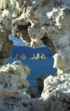 Mono lago, California Fotografia Stock