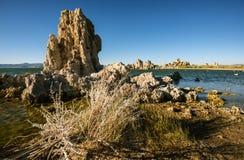 Mono lago, California, U.S.A. Fotografia Stock Libera da Diritti