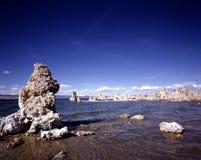 mono lake Arkivbild