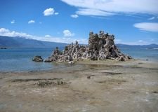 Mono Lake Royalty Free Stock Images