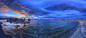 Mono Lake Royalty Free Stock Photography