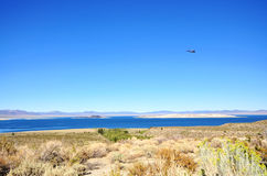 Mono Lake Royaltyfri Bild