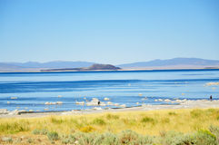 Mono Lake. This picture was taken in Mono lake Stock Image