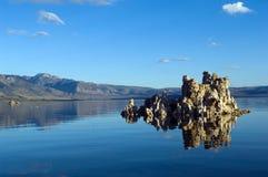 mono lake Royaltyfria Bilder