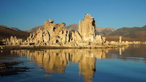 Mono Lake stock footage