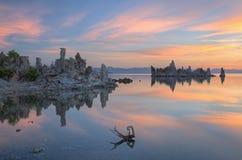 Mono Lake At Dawn Stock Photo