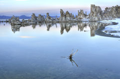 Mono Lake, California stock photography