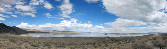 Mono lake in California Royalty Free Stock Photos