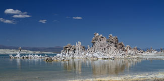 Mono lake at day Stock Photography