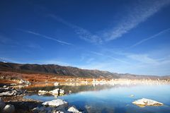 Mono lake Stock Photography