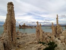 Mono lake Yosemite - USA America royalty free stock photos