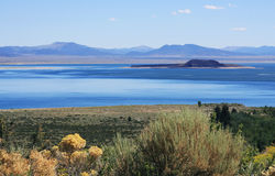 Mono Lake Landscape Stock Photo