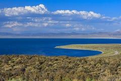Mono Lake landscape, California, USA. Stock Images