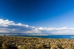 Mono Lake landscape, California, USA. Stock Photo