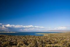 Mono Lake landscape, California, USA. Royalty Free Stock Photos