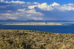 Mono Lake landscape, California, USA. Royalty Free Stock Image