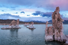 Mono Lake, Lee Vining, Ca Royalty Free Stock Photo