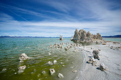 Mono Lake Peninsula Stock Images
