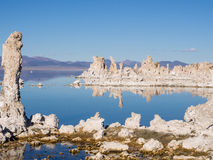 Mono Lake South Tufa Royalty Free Stock Photos