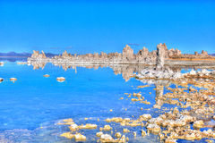 Mono Lake South Tufa Stock Image
