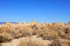 Mono Lake South Tufa Royalty Free Stock Image