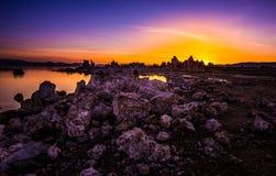 Mono Lake Sunrise Royalty Free Stock Photo