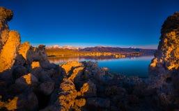 Mono Lake Sunrise Royalty Free Stock Image