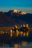 Mono Lake Sunrise Royalty Free Stock Images
