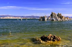 Mono Lake Tufa 4 Stock Images