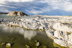 Mono Lake Royalty Free Stock Image
