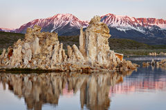 Mono Lake Tufa I Royalty Free Stock Photo